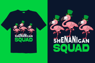 Print on Demand: St. Patrick's Day T-shirt Design 029 Graphic Print Templates By graphicdabir