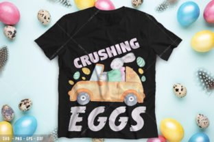 Crushing Eggs Graphic Print Templates By Comfy Design