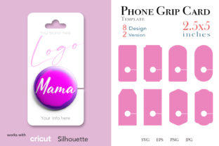 16 Phone Grip Display Card 2.5