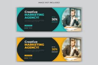 Corporate Social Media Facebook Cover Graphic Web Templates By grgroup03