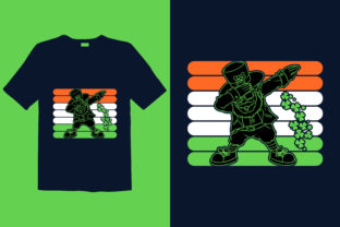 Print on Demand: St. Patrick's Day T-shirt Design 031 Graphic Print Templates By graphicdabir