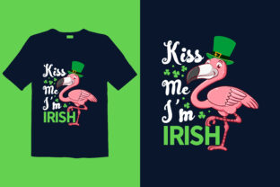 Print on Demand: St. Patrick's Day T-shirt Design 034 Graphic Print Templates By graphicdabir