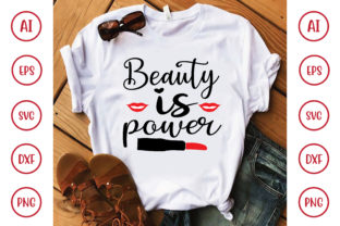 Beauty is Power Svg Graphic Crafts By BDB_craft