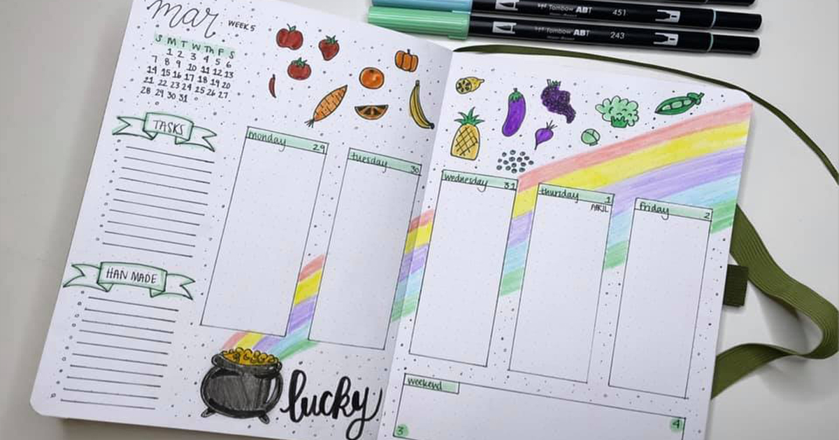 Bullet Journaling 101: Getting Started