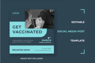 Covid-19 Vaccination Program Post V1 Graphic Websites By sabbirahmed012