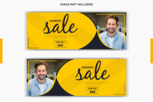 Fashion Sale Facebook Cover Banner Graphic Web Templates By grgroup03