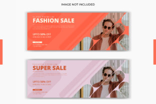 Fashion Social Media Post Facebook Cover Graphic Graphic Templates By grgroup03