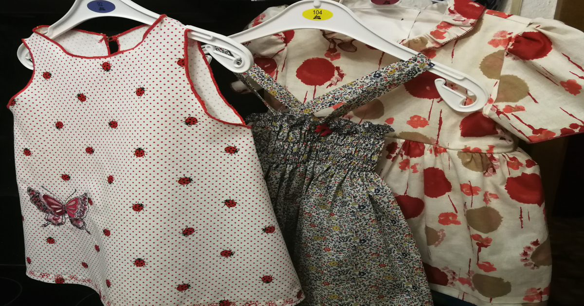 How to Sew Easy and Cute Summer Dresses