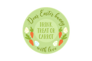 Easter Plate Easter Craft Cut File By Creative Fabrica Crafts