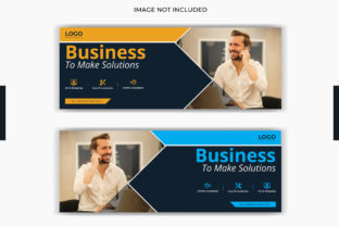 Corporate Business Facebook Cover Banner Graphic Web Templates By grgroup03