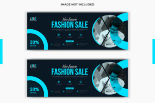 Fashion Facebook Cover Social Media Post Graphic Web Templates By grgroup03