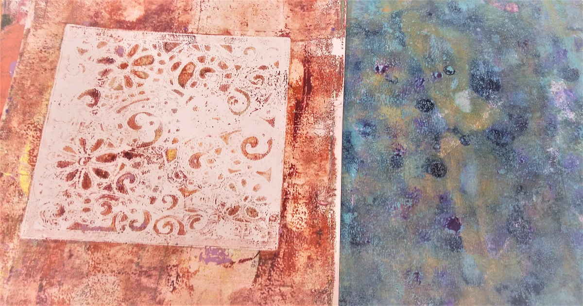 How to Make a Gelli Plate at Home