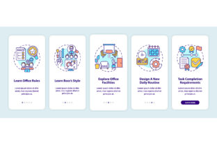 Print on Demand: Newbie Adaptation Tips Mobile App Pages Graphic Graphic Templates By bsd studio