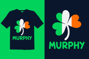 Print on Demand: St. Patrick's Day T-shirt Design 054 Graphic Print Templates By graphicdabir