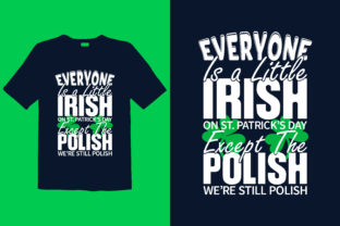 Print on Demand: St. Patrick's Day T-shirt Design 070 Graphic Print Templates By graphicdabir