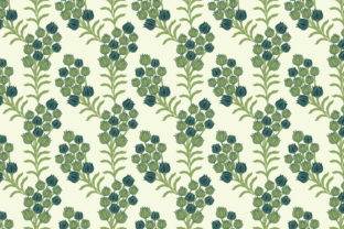 Elegant Floral Seamless Pattern Design Graphic Patterns By sabbirahmed012