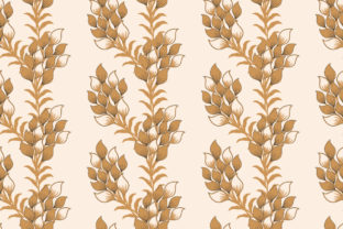 Seamless Floral Pattern Design Graphic Patterns By sabbirahmed012