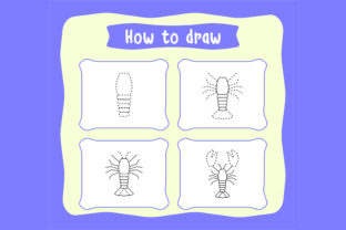 Print on Demand: How to Draw Kdp Children Activity Pages Graphic KDP Interiors By Riduwan Molla