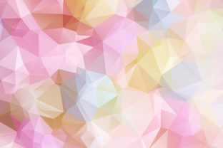 Low Poly Vector Background Design Graphic Backgrounds By Ju Design