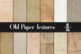 Print on Demand: Old Paper Textures Vol. 2 Graphic Textures By northseastudio