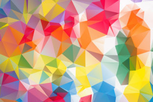 Polygon Background Design Graphic Backgrounds By Ju Design