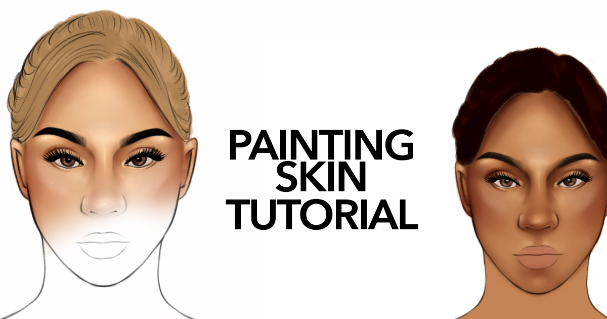 Tutorial: How to paint skin