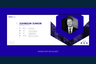Email Signature Identity Facebook Cover Graphic Web Templates By grgroup03