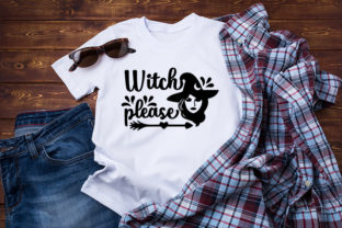 Print on Demand: Best Design : Witch, Please Graphic Print Templates By Design_store