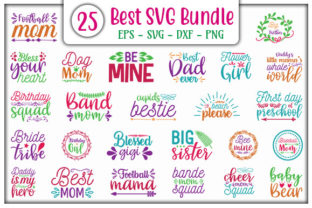 Print on Demand: Best Quotes Bundle Graphic Print Templates By GraphicsBooth