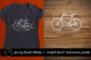 Print on Demand: Bike Illustration Graphic Illustrations By Ducatum