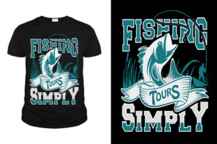 Print on Demand: Fishing Tours Simply Graphic Infographics By Designer24