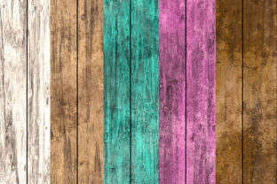 Wooden Backgrounds 2 Graphic Textures By dotstudio