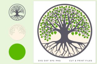 Tree of Life Svg Graphic 3D SVG By 2dooart