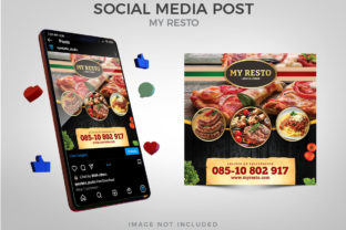 Food Menu Social Media Post Graphic Websites By Eyestetix Studio