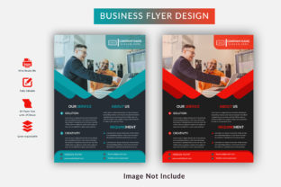 Creative Business Flyer Design Graphic Print Templates By Graphicsaiful