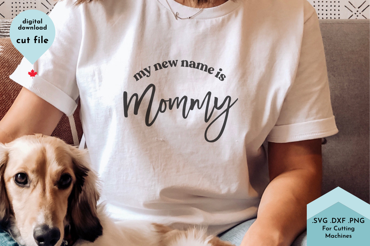 Mommy Svg, Mothers Day, Mama Cut File SVG File