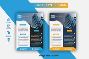 Real Estate Business Flyer Design Graphic Print Templates By Graphicsaiful