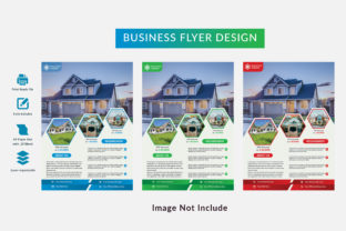 Realestate Business Flyer Design Graphic Print Templates By Graphicsaiful