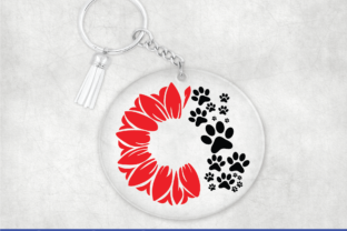 Print on Demand: Keychain Pattern Graphic Illustrations By Sofiamastery