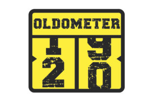 Oldometer 20 Years Birthday Craft Cut File By Creative Fabrica Crafts