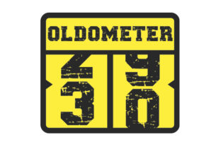 Oldometer 30 Years Birthday Craft Cut File By Creative Fabrica Crafts