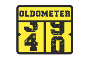 Oldometer 40 Years Birthday Craft Cut File By Creative Fabrica Crafts
