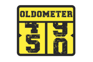 Oldometer 50 Years Birthday Craft Cut File By Creative Fabrica Crafts