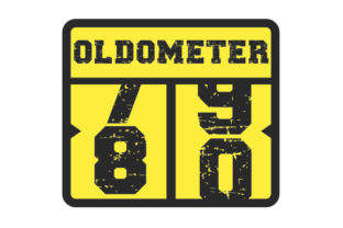 Oldometer 80 Years Birthday Craft Cut File By Creative Fabrica Crafts