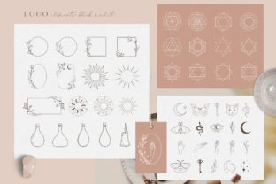 Print on Demand: Logo Elements Illustrations, Frames. Jar Graphic Illustrations By Olya.Creative