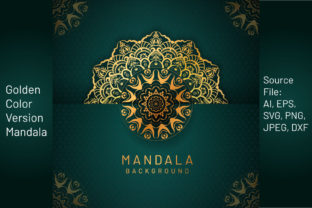 Print on Demand: Mandala Graphic Coloring Pages & Books By graphicsign58