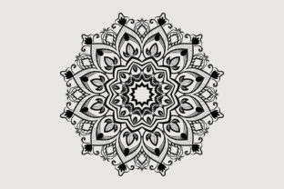Mandala Graphic Coloring Pages & Books By Graphic Items