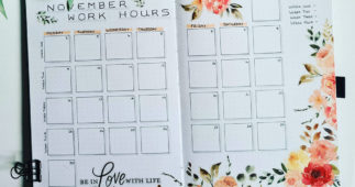 Bullet Journaling 101: Choosing a Monthly Theme