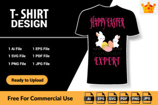 Easter T Shirt Design | Easter Shirt 01 Graphic Print Templates By Rabia Aktar Shohana