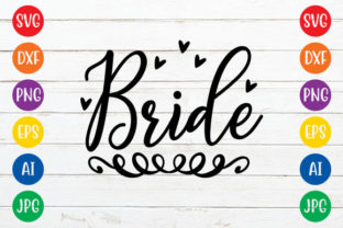 Bride Graphic Crafts By ismetarabd